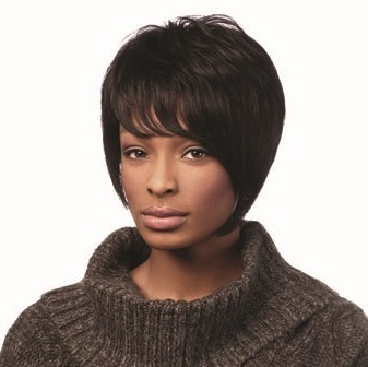 Sleek Human Hair Renee Wig